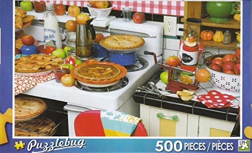 Puzzlebug 500 - Grandma's Pies