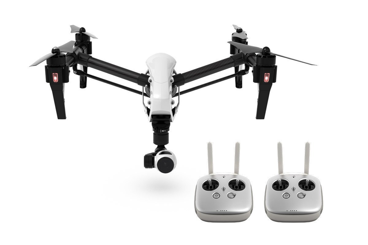 DJI Inspire 1 with Dual Remotes