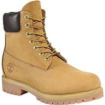 "Hot Sale Timberland Men's 10061 6"" Premium Boot,Wheat,8 M"