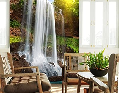 Giant Wall Mural / Photo Wallpaper Waterfall 200 x 280 cm