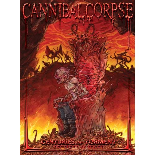 CANNIBAL CORPSE, DVD 1