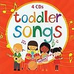Toddler Songs 4 cd set