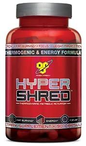 BSN Hyper Shred Capsules