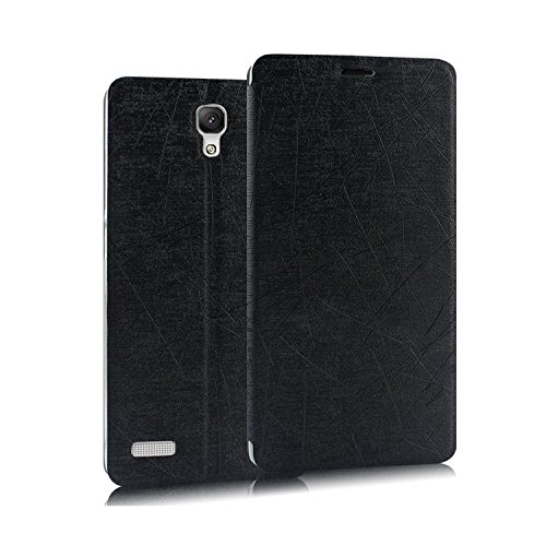 Heartly Premium Luxury PU Leather Flip Stand Back Case Cover For Xiaomi Miui Redmi Note