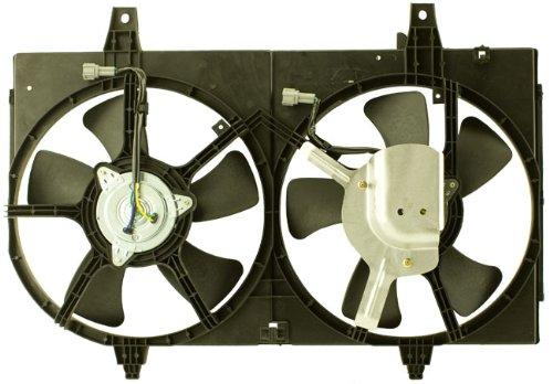 Shepherd Auto Parts OEM Style Engine Cooling Radiator Fan Assembly