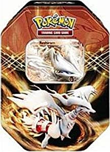 Pokemon-EX Trading Card Game Spring 2012 Reshiram Tin