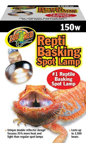 Zoo Med Reptile Basking Spot Lamp 150 Watts