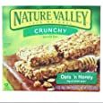 Nature Valley Crunchy Granola Bars, Oats 'n Honey, 12-Count  1.5 oz. Bars (Pack of 12)