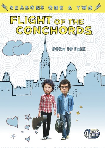 Flight Of The Conchords - Complete HBO First and Second Season [DVD]