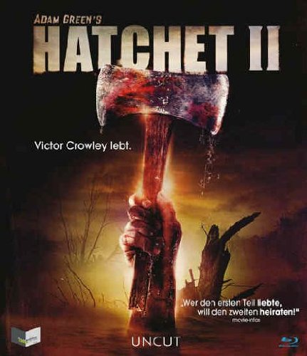 Hatchet II - Uncut [Blu-ray]