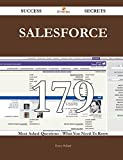 img - for Salesforce 179 Success Secrets: 179 Most Asked Questions On Salesforce - What You Need To Know book / textbook / text book