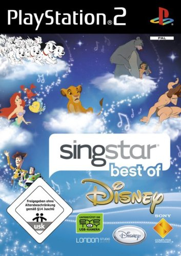 SingStar Best of Disney