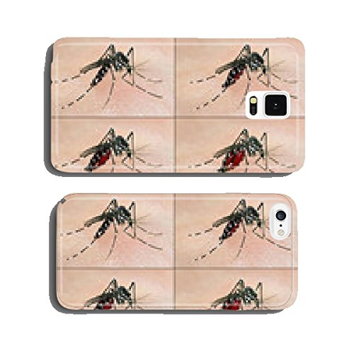 tiger-mosquito-aedes-albopictus-having-a-blood-meal-cell-phone-cover-case-iphone5