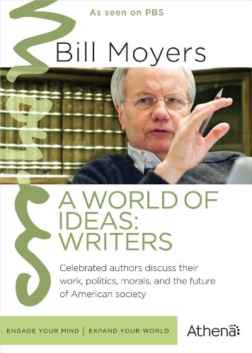 Cover art for  Bill Moyers: World of Ideas - Writers