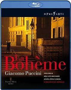 Puccini - La Boheme Cobos Chorusorch Of The Teatro Real Blu-ray 2008region Free from Opus Arte