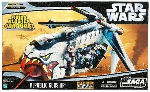 Star Wars Clone Wars Republic Gunship Star Wars Clone Wars Republic