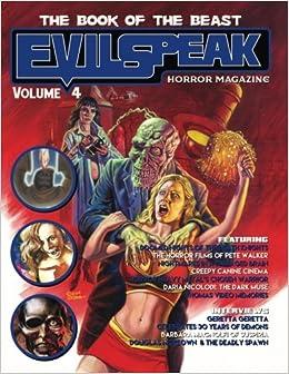 Evilspeak Volume 5: By Nocera, Vanessa Marcelo, Leon Kitley, Jon Kosanke, Dave