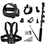 Deyard ZG-634 GoPro Accessories Kit P...