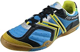 Star 360 Mens Michelin Leather Mesh Inset Soccer Shoes Turquoise 8 DM US