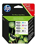HP 932XL/933XL Tricolor Ink Cartridge