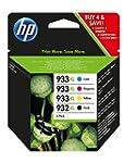 HP C2P42AE - Pack de 4 cartuchos de t...