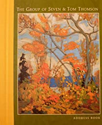 The Group of Seven and Tom Thomson Deluxe Address Book