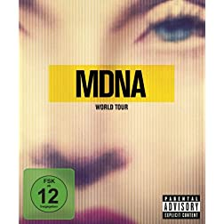 Madonna: The MDNA Tour [Blu-ray]