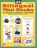 img - for 25 Billingual Mini-Books (Grades K-2) book / textbook / text book