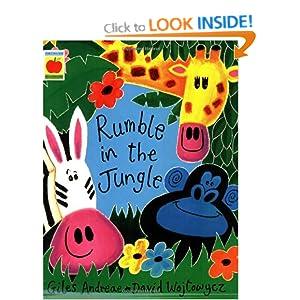 rumble in the jungle book pdf