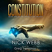 Constitution (       UNABRIDGED) by Nick Webb Narrated by Greg Tremblay