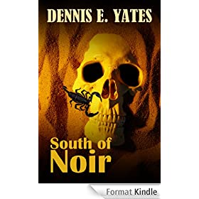 South of Noir (A psychological thriller across the border) (English Edition)