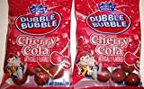 Dubble Bubble Cherry Cola Gum Balls 7 Oz