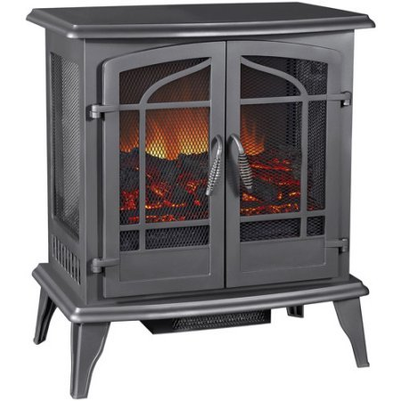 Environmentally Friendly Vintage Iron Panoramic Stove (Pleasant Hearth Wood Stove Fan compare prices)