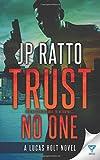 img - for Trust No One (A Lucas Holt Novel) (Volume 2) book / textbook / text book