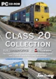 Class 20 Collection: Addon for Rail Simulator, RailWorks & Railworks 2 (PC DVD)