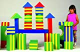: eWonderworld Super Colossal Jumbo foam Wonder Blocks - 22 pieces