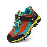 Feetmat Running Shoes For Kids Waterproof Outdoor Hiking Athletic Sneakers