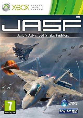 Jane's Advanced Strike Fighters (Xbox 360)