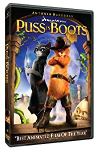 Puss In Boots by DreamWorks Animated