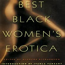 Best Black Women's Erotica (       UNABRIDGED) by Blanche Richardson Narrated by Christy Clark
