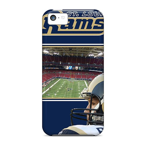 Forever Collectibles St. Louis Rams Hard Snap-On Iphone 5C Case