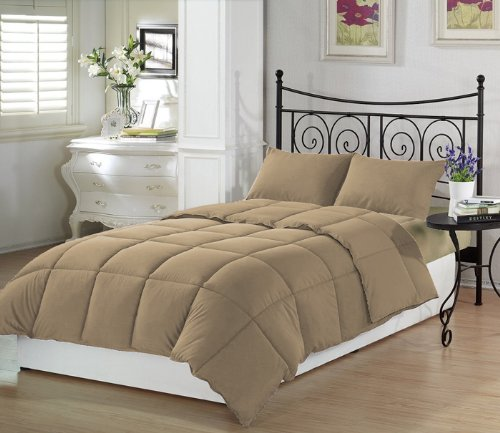 Tan Twin Extra Long Comforter Set By Ivy Union Shop In Usa