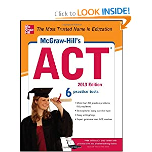 Download McGraw-Hill's ACT, 2013 Edition ebook