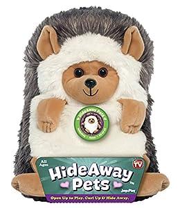 """Jay At Play 15"""" Hideaway Pets (Hedgehog) by Jay At Play"""