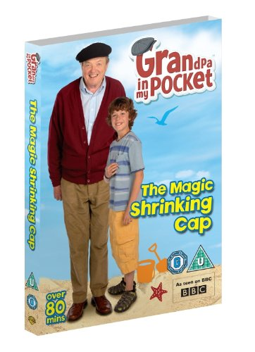 GRANDPA IN MY POCKET - SERIES 1 VOL.1 - THE MAGIC SHRINKING CAP [IMPORT ANGLAIS] (IMPORT) (DVD)
