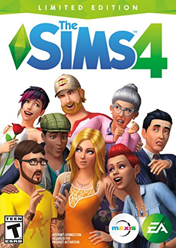Get The Sims 4 Limited Edition [Online Game Code]