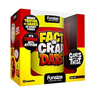 Imagination Fact or Crap-Dare Fun Size