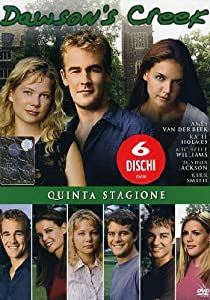 Dawson's Creek - Stagione 05 (6 Dvd) [Italia]