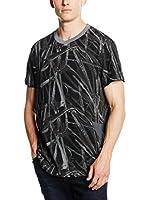 G Star Camiseta Manga Corta Studam (Gris Oscuro)
