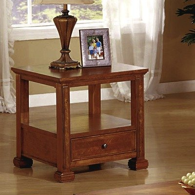 Cheap legends furniture cambridge end table in cherry zg c4100 chn zg